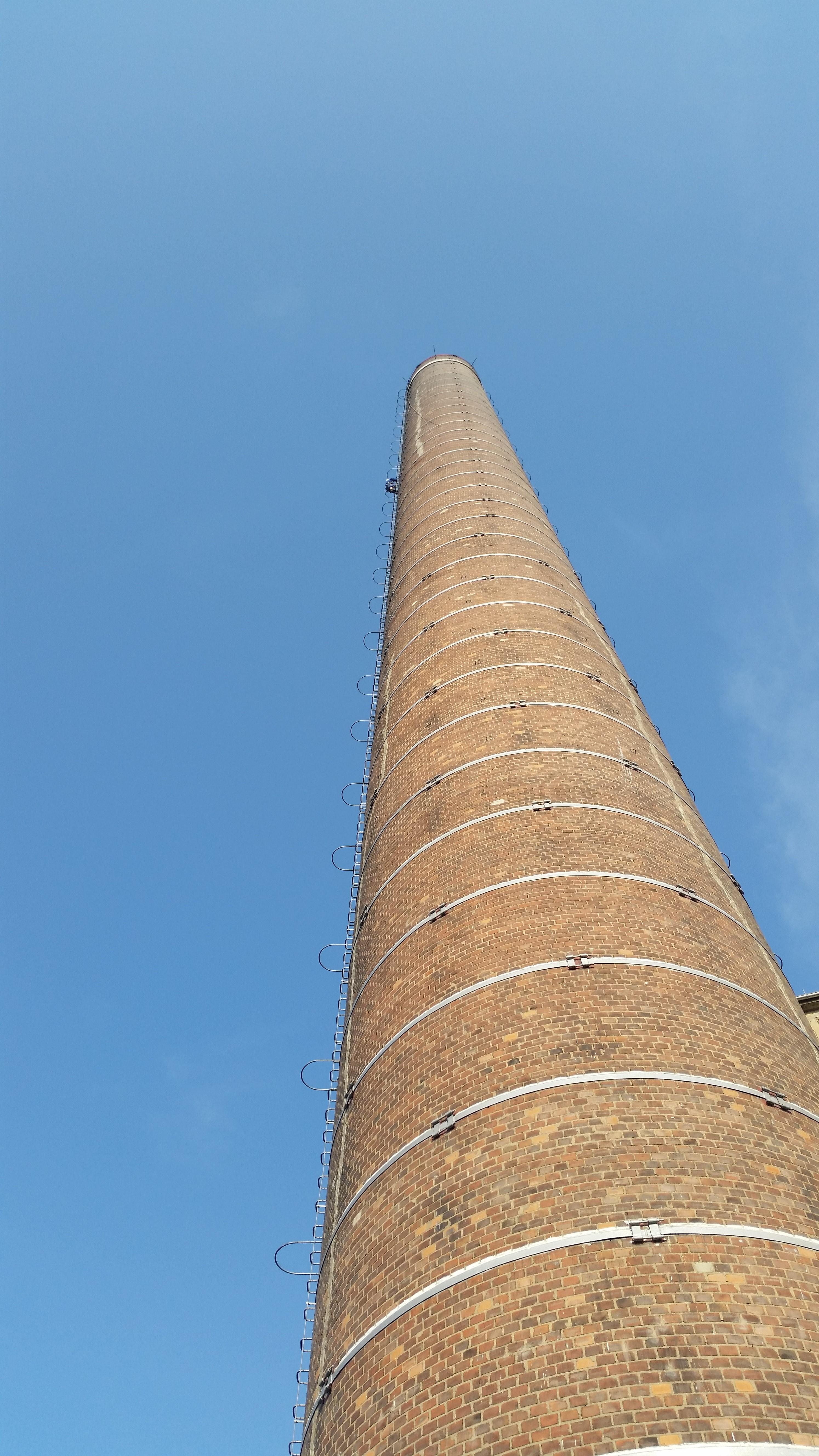 Revize a oprava komína